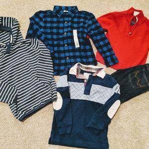 Bundle Of Boy Clothes, Size 4